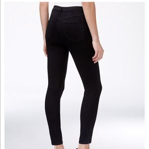 Free People Roller High-Rise Cropped Skinny Jeans
